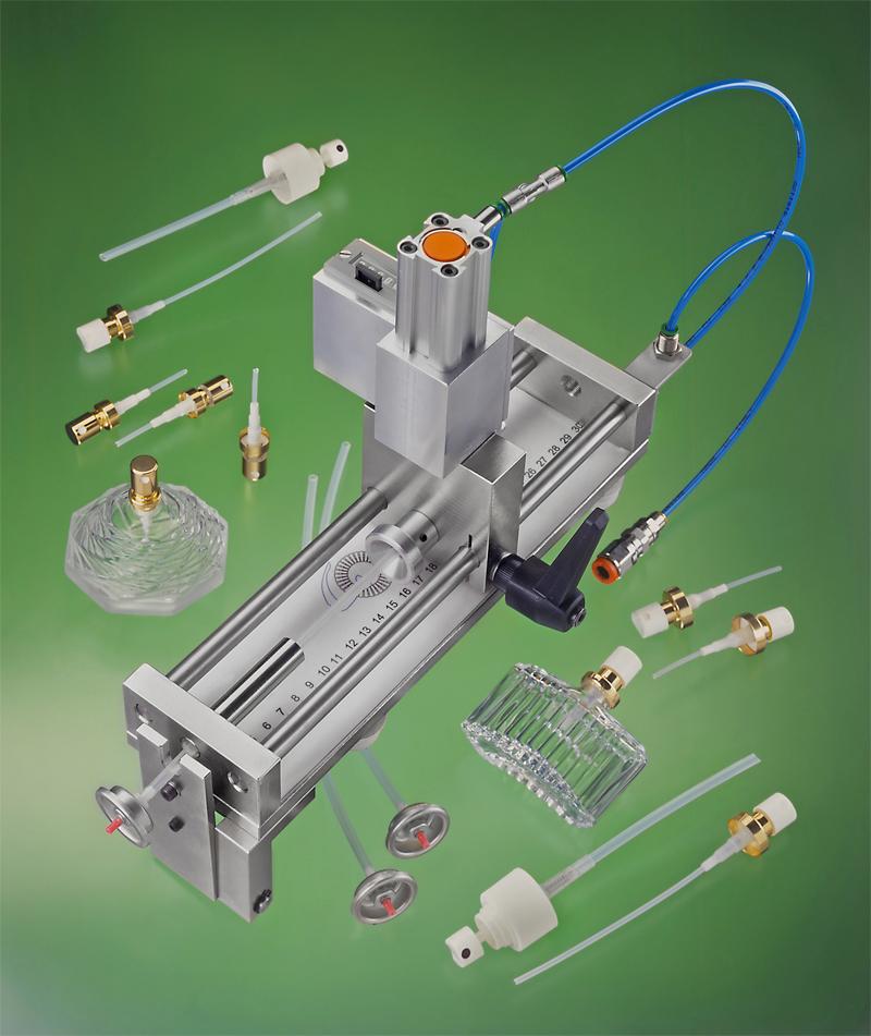 Dip Tube Cutter Machines